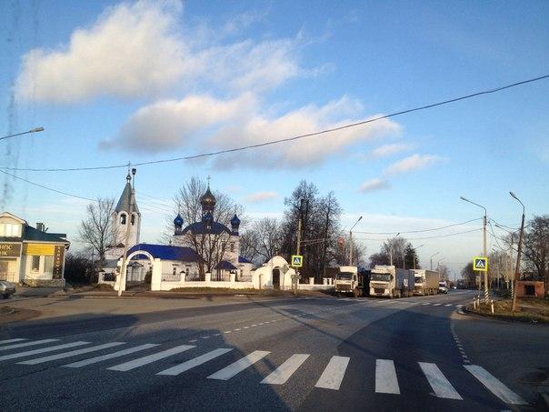 Грузоперевозки в Рязань