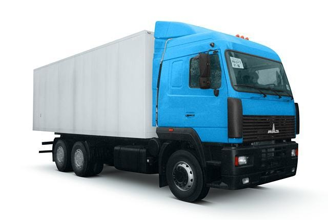 Грузоперевозки из Москвы в Симферополь 10 тонн