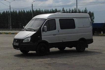 Грузопассажирские перевозки из Москвы в Казань