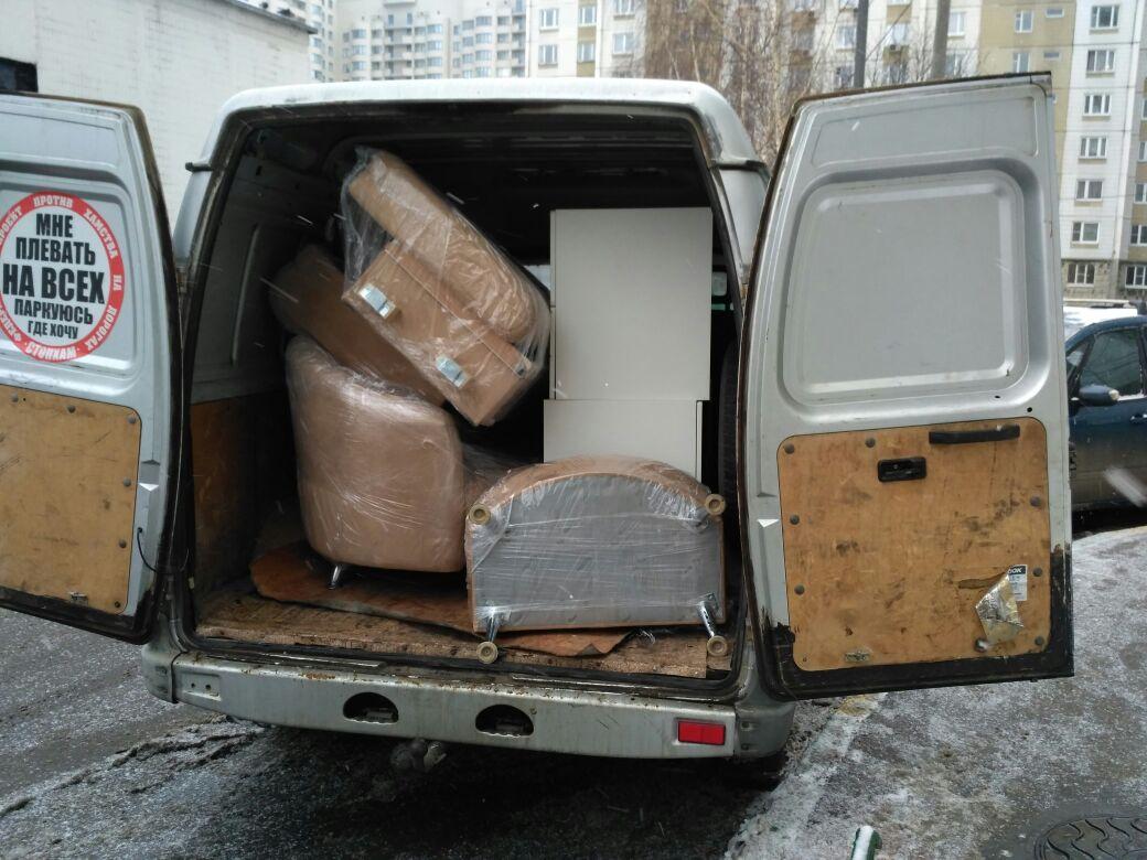 Грузопассажирские перевозки из Москвы в область