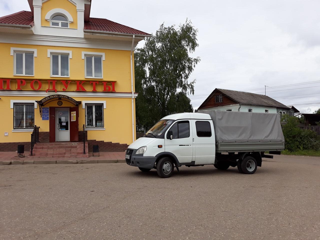Грузопассажирские перевозки по России Заказать грузопассажирскую Газель по России