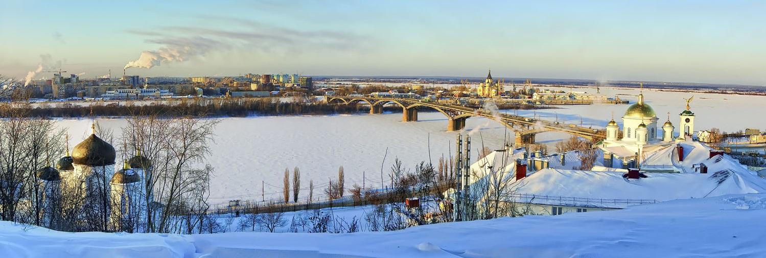 Грузоперевозки Москва Нижний Новгород