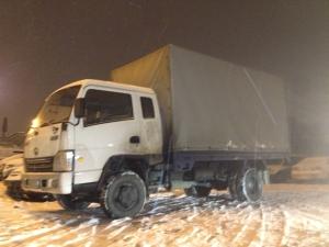 Перевести 2,5 тонны из Москвы в Балабаново