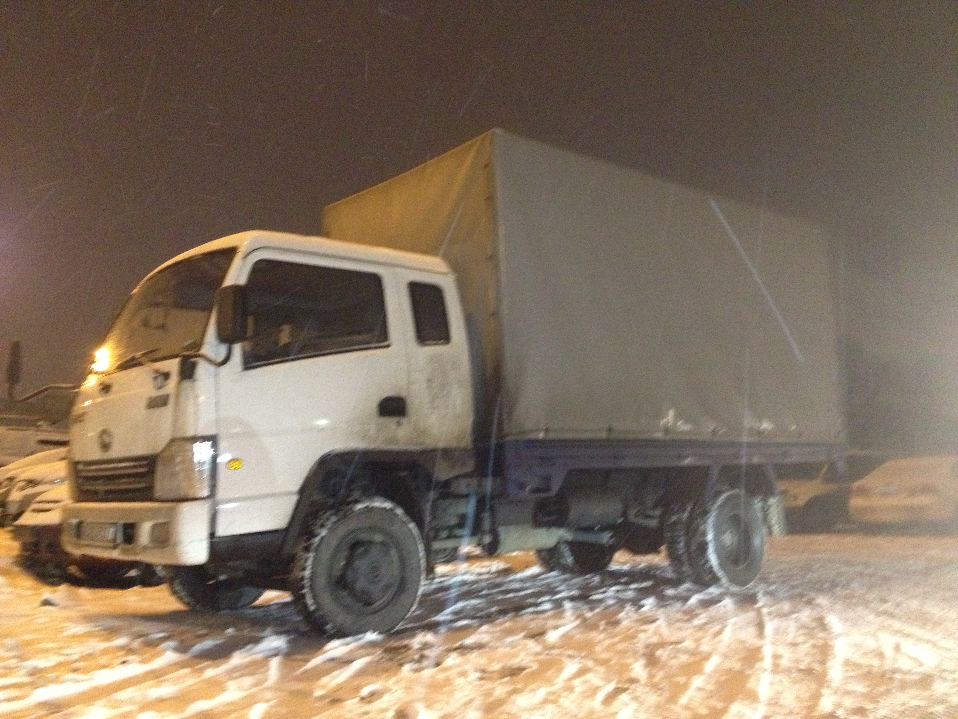 Перевести груз 2,5 тонны из Москвы в Тверь