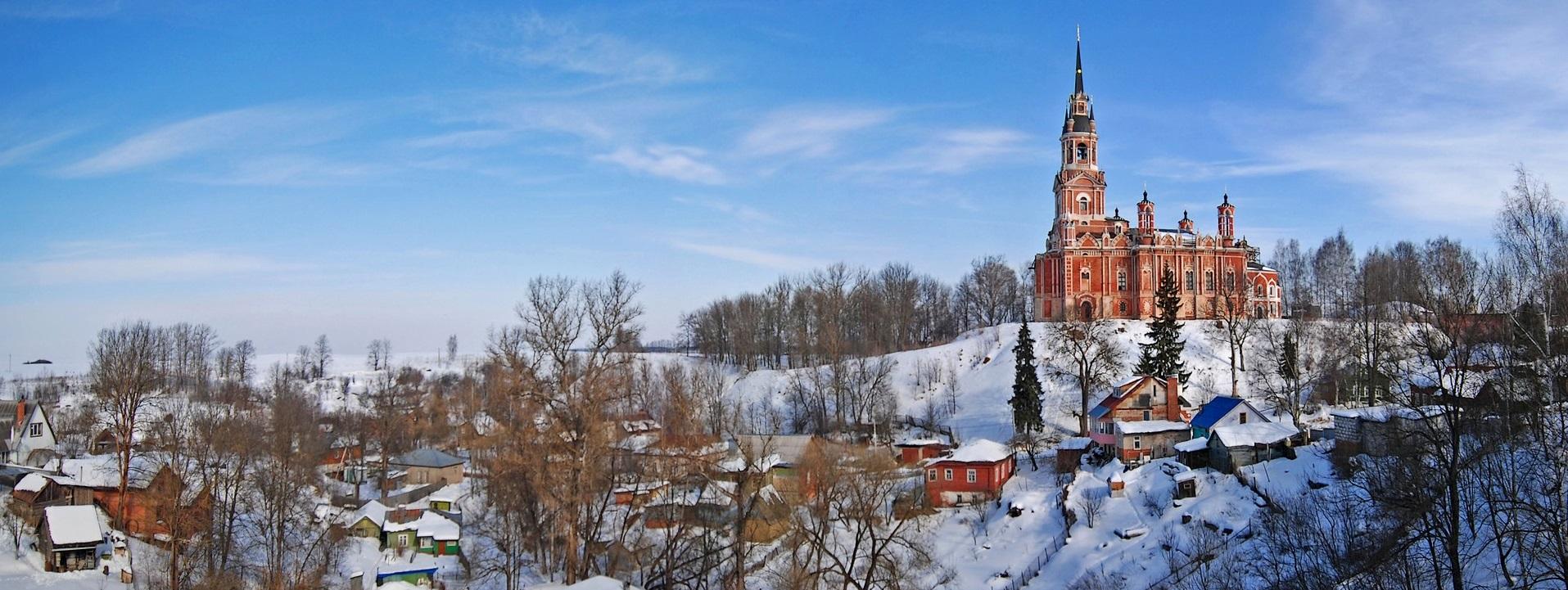 Грузоперевозки из Москвы в Можайск
