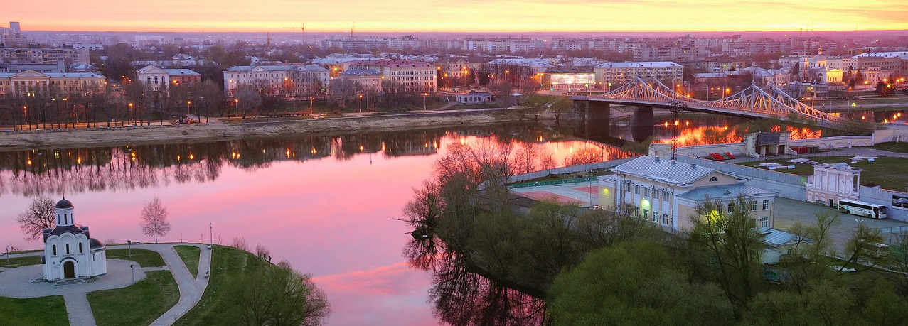 Грузоперевозки из Москвы в Тверь