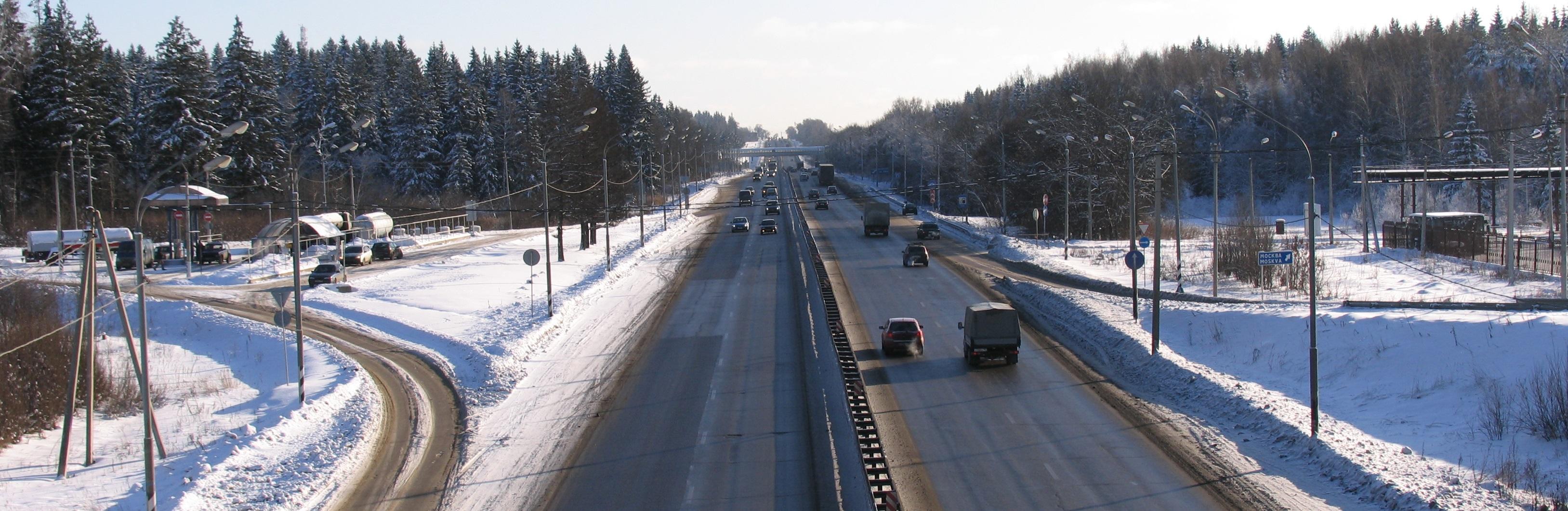 Грузоперевозки в область Ленинградское шоссе
