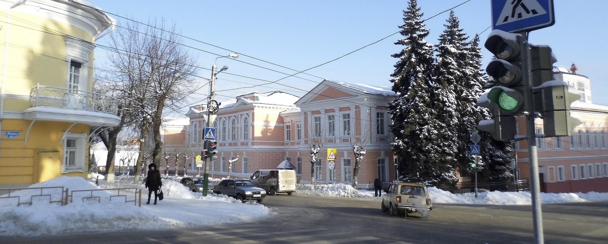 Грузоперевозки из Москвы в Пензу