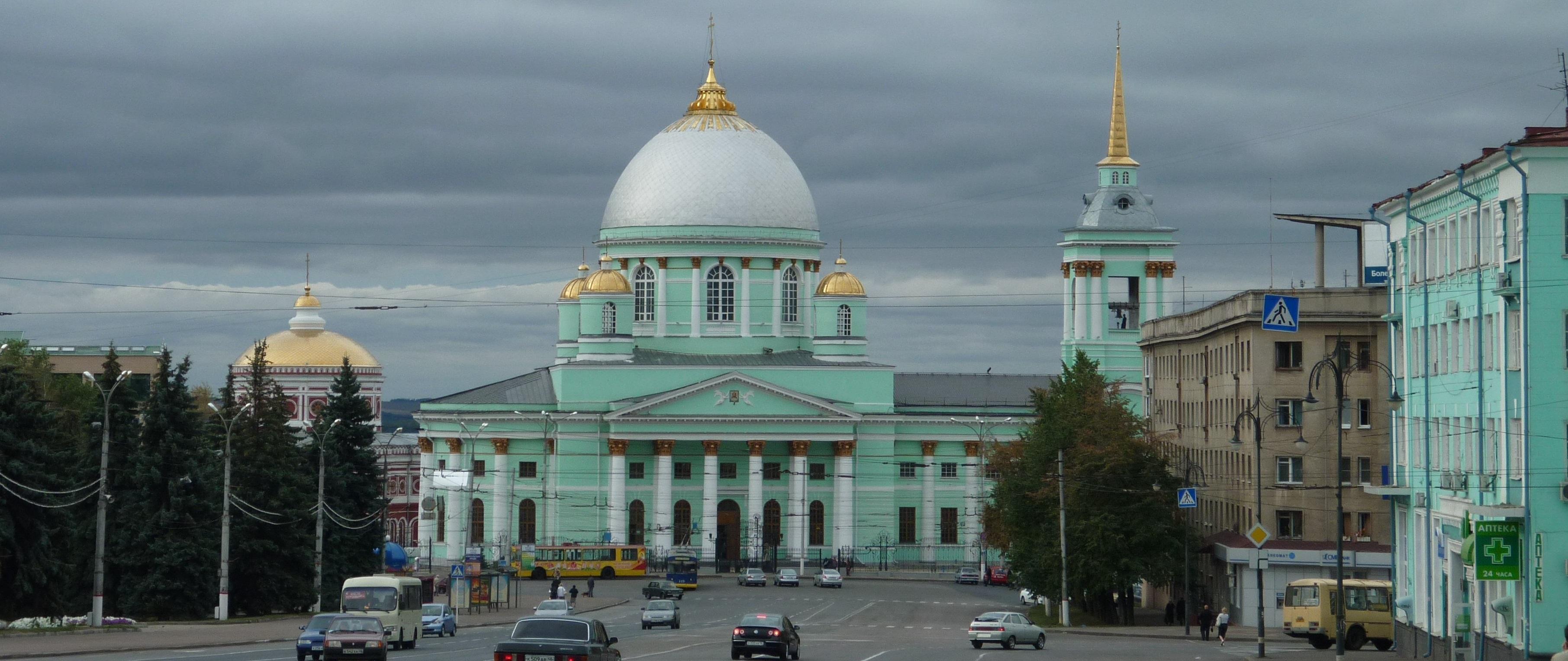 Грузоперевозки из Москвы в Курск
