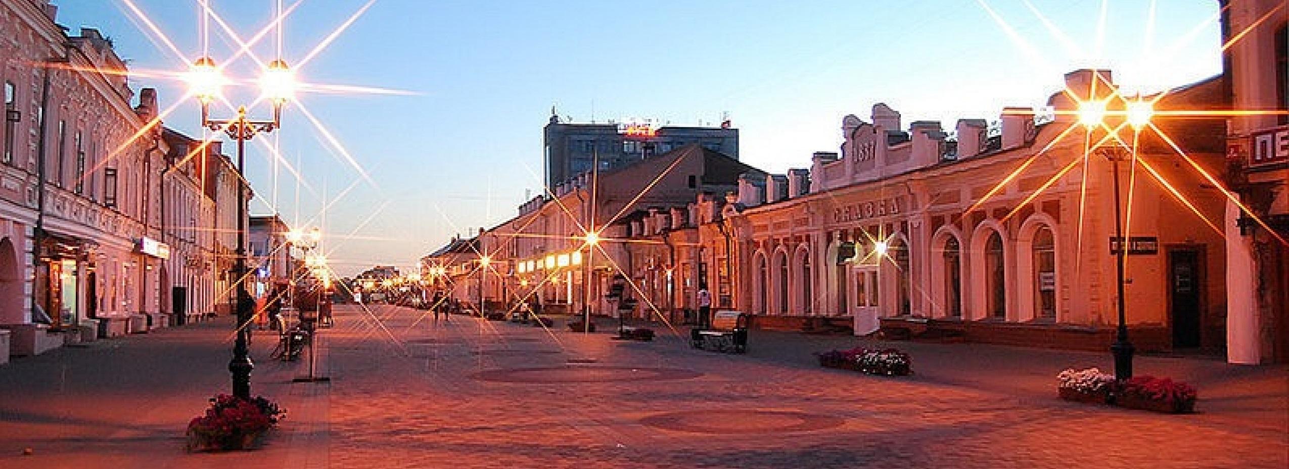 Грузоперевозки из Москвы в Тамбов