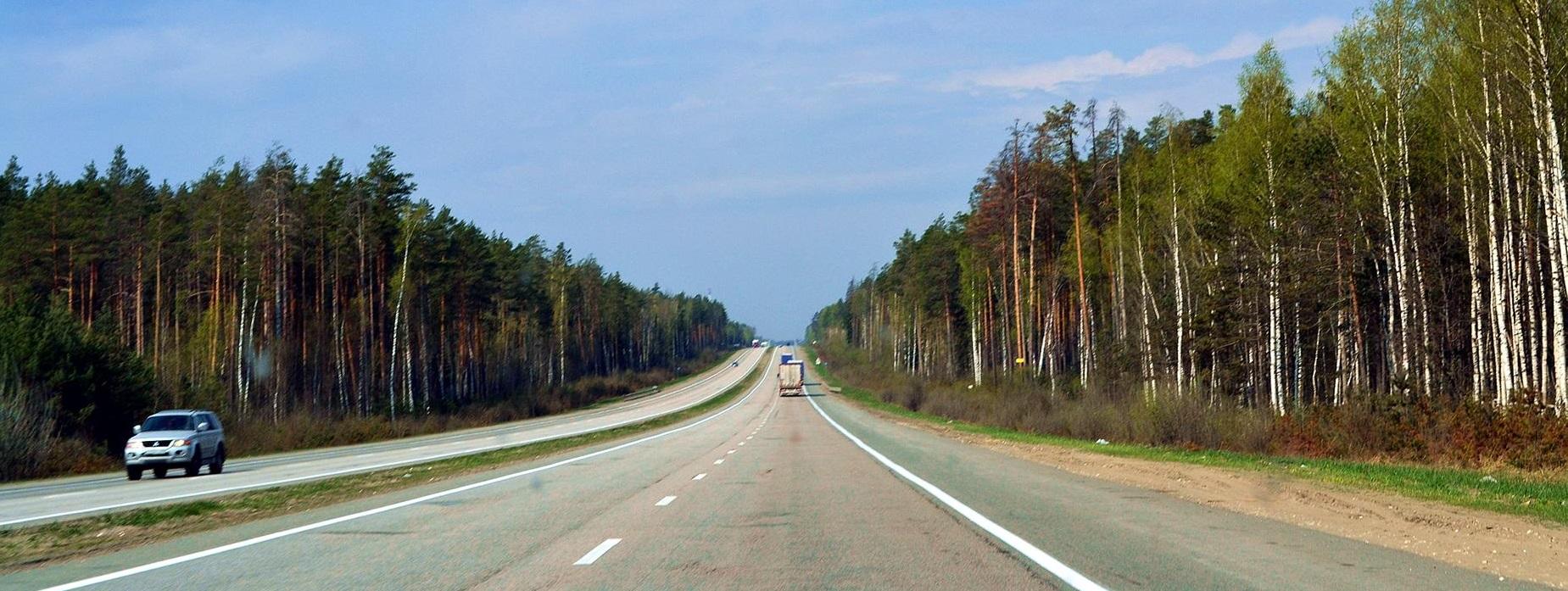 Грузоперевозки из Москвы в область Горьковское шоссе