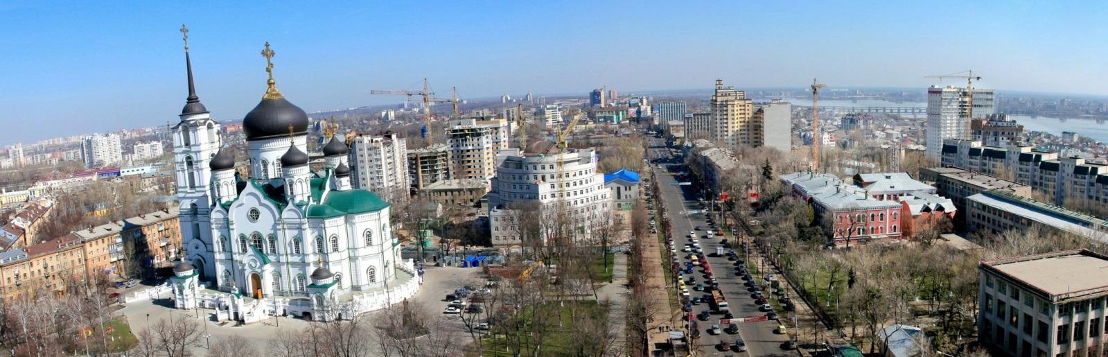 Грузоперевозки из Москвы в Воронеж