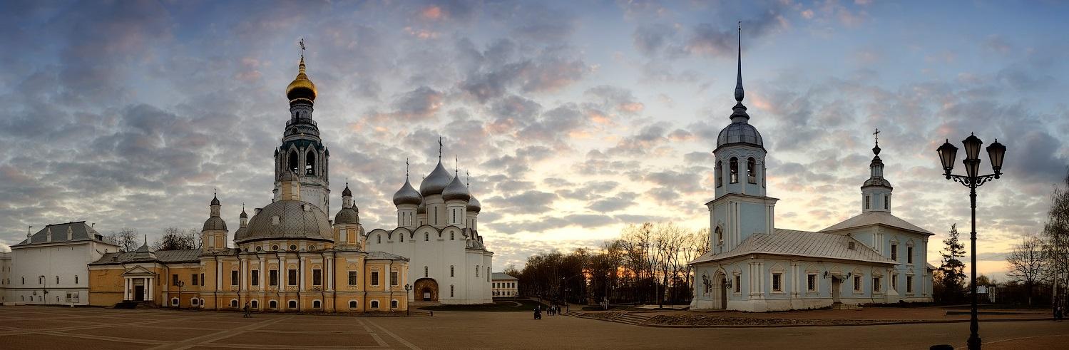 Грузоперевозки из Москвы в Вологду