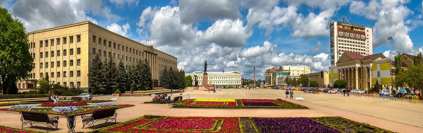 Грузоперевозки из Москвы в Ставрополь