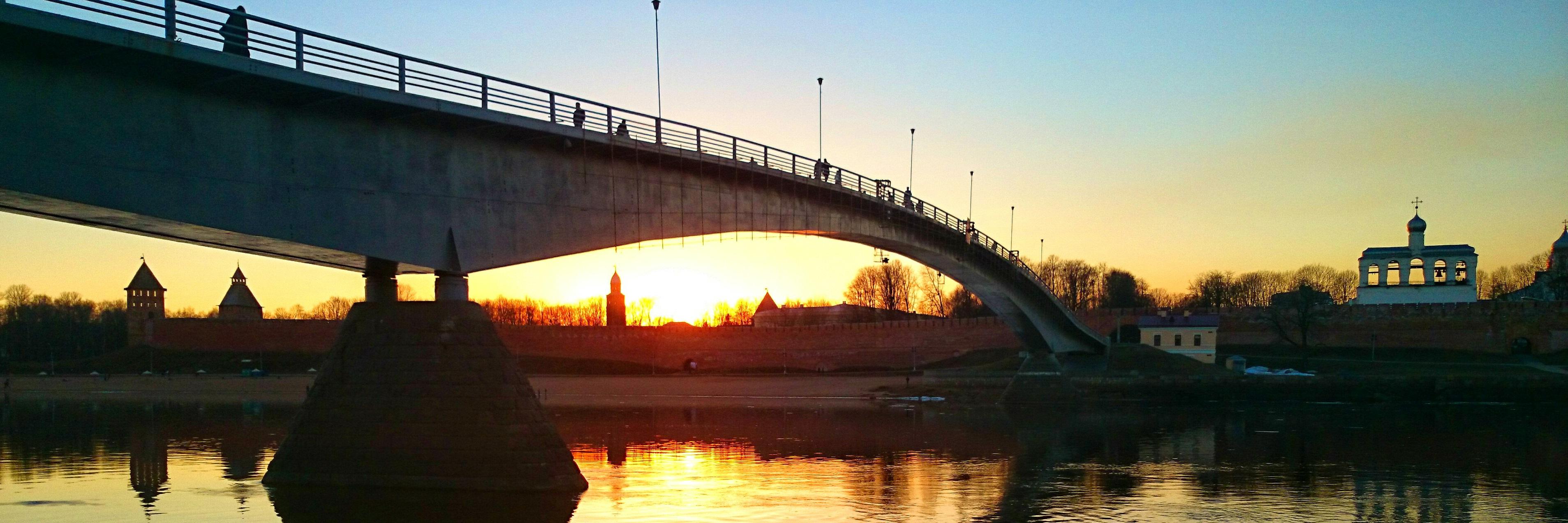 Грузоперевозки из Москвы в Великий Новгород