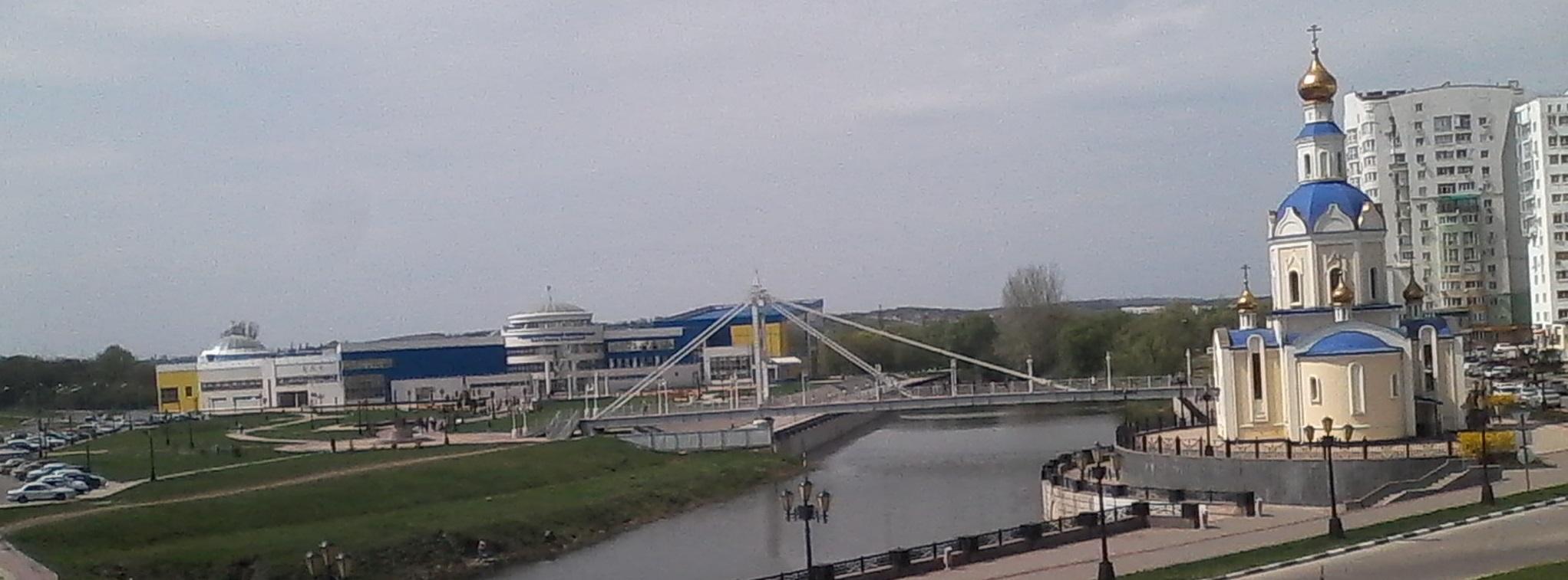 Грузоперевозки из Москвы в Белгород
