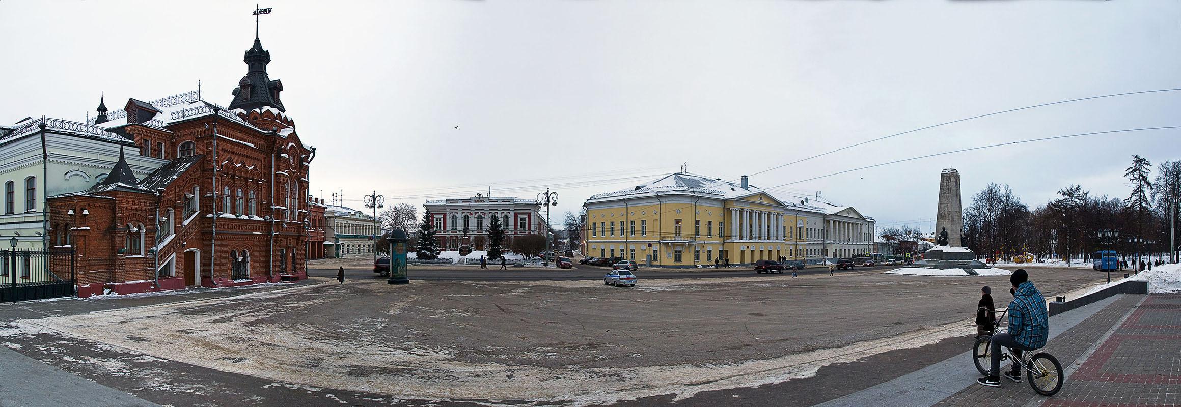 Грузоперевозки из Москвы во Владимир