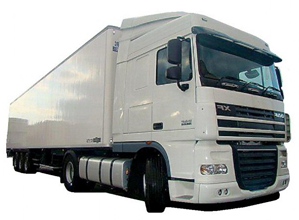 Грузоперевозки 20 тонн из Москвы в Рославль