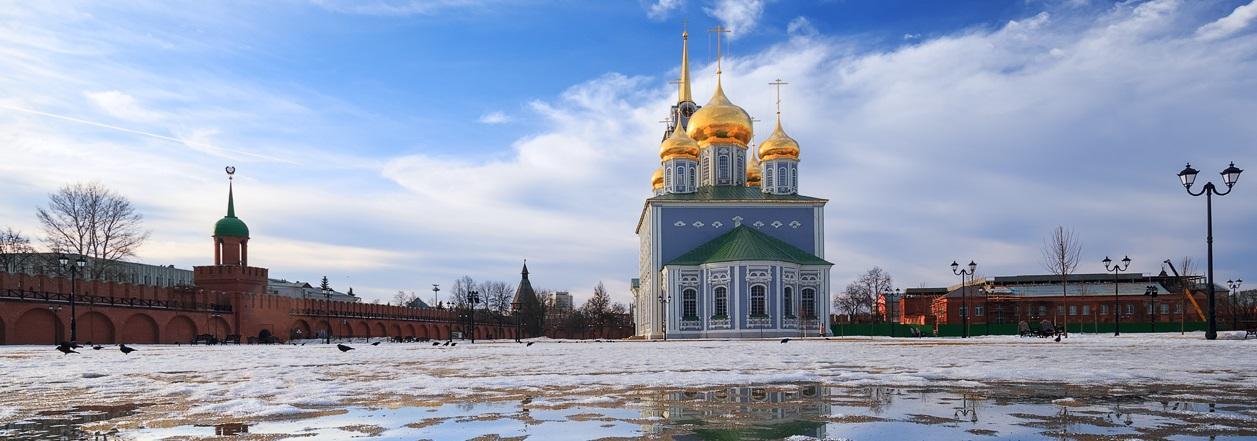 Грузоперевозки из Москвы в Тулу