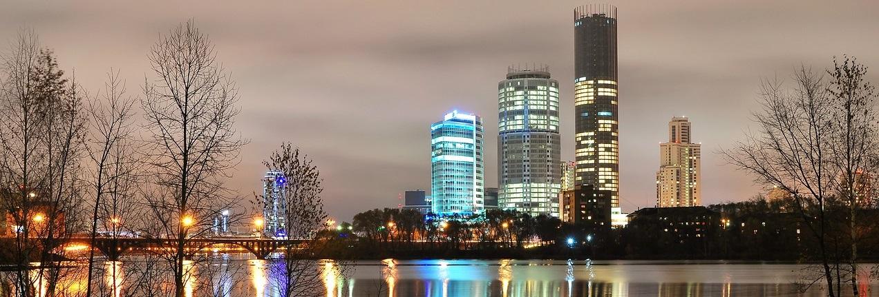 Грузоперевозки из Екатеринбурга в Москву