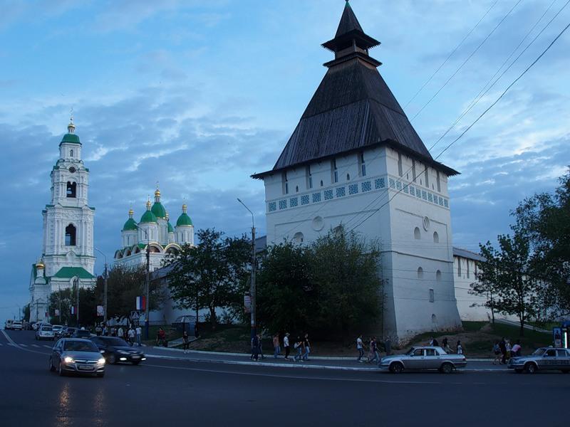 Заказать Газель из Москвы в Астрахань