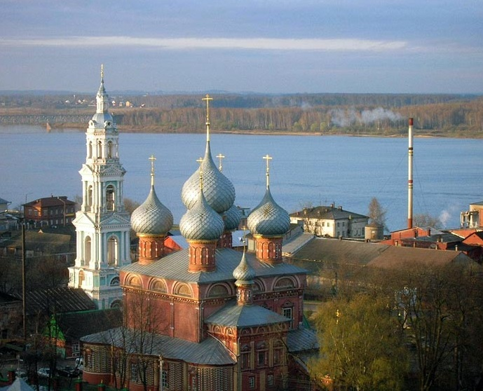 Грузоперевозки из Москвы в Кострому на Газели