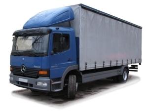 Грузоперевозки 10 тонн из Москвы в Ликино-Дулево
