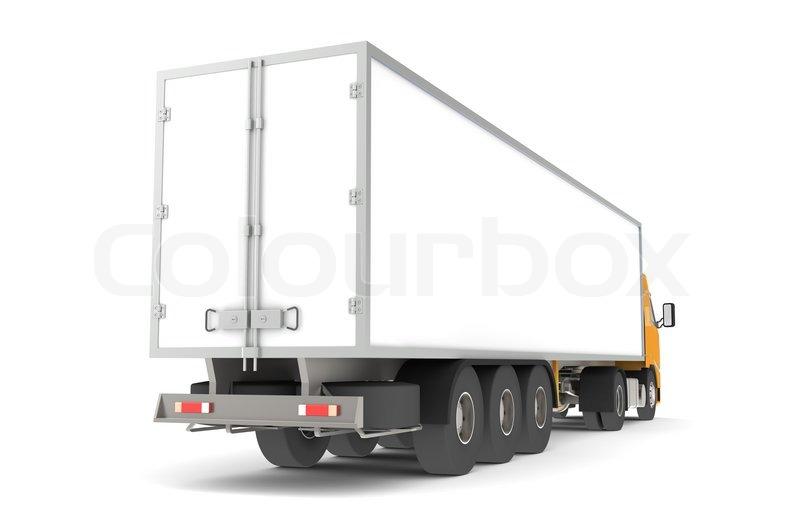 Виды грузовых автомобилей. Цельнометаллический кузов