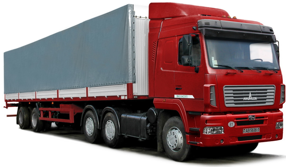 Грузоперевозки 20 тонн из Москвы в Анапу