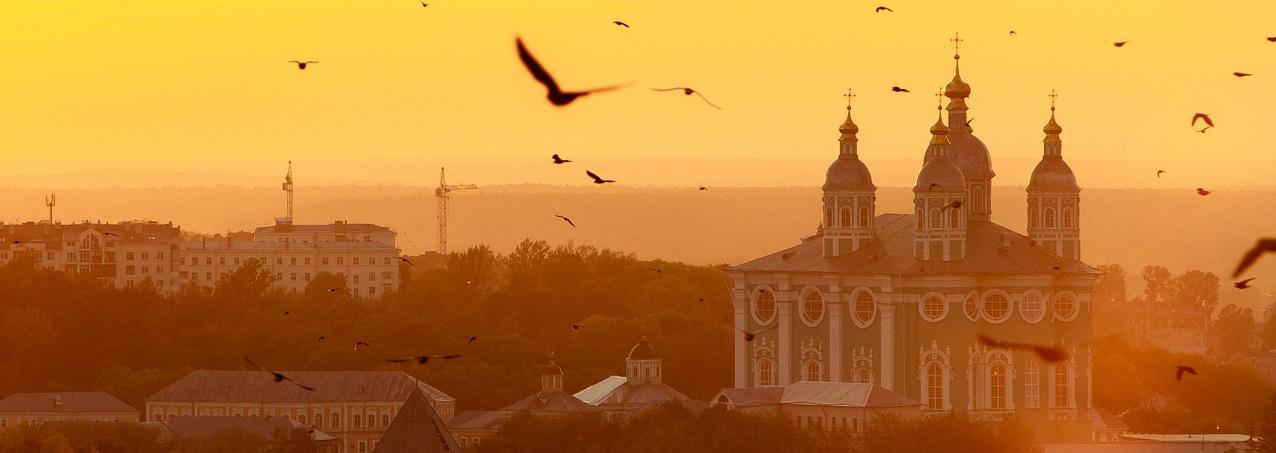 Грузоперевозки из Смоленска в Москву