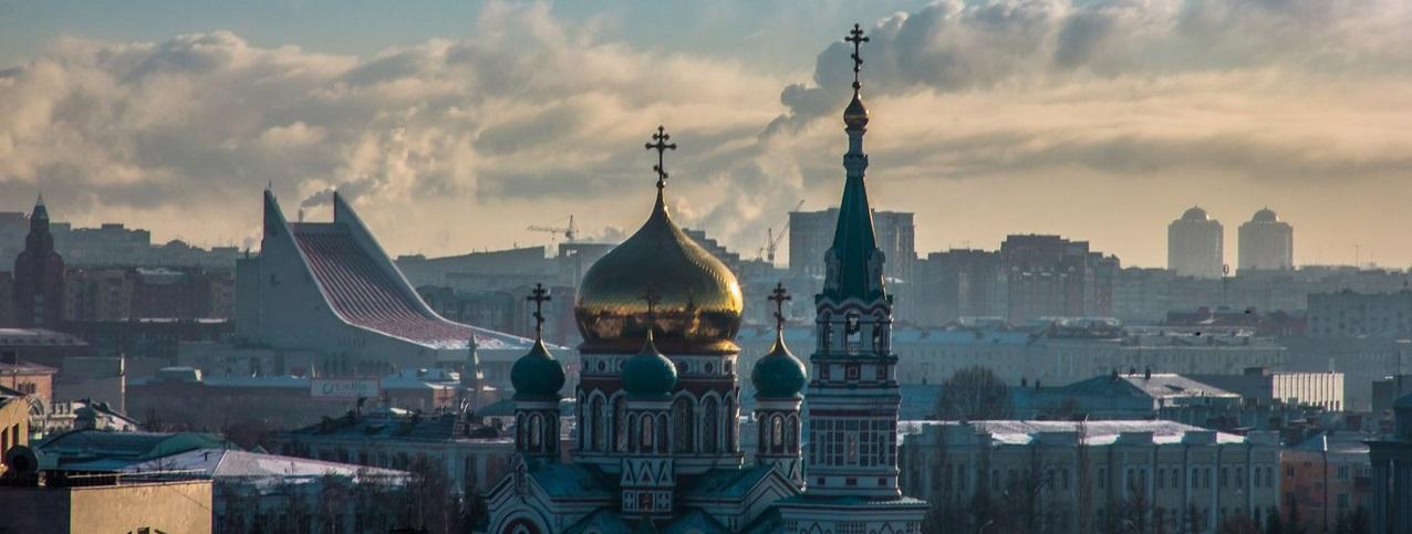 Грузоперевозки из Москвы в Омск