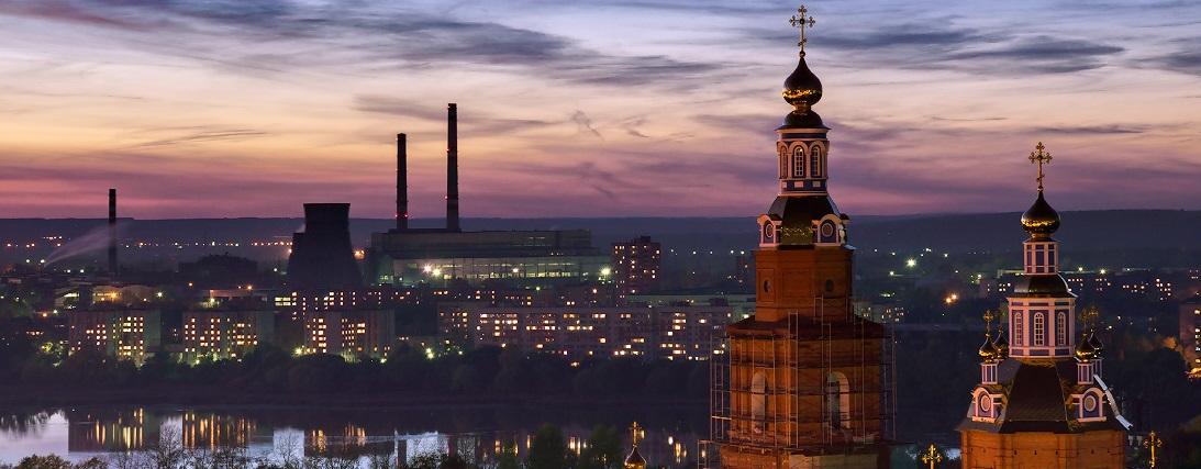 Грузоперевозки из Ульяновска в Москву