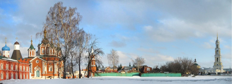 Грузоперевозки из Коломны в Москву