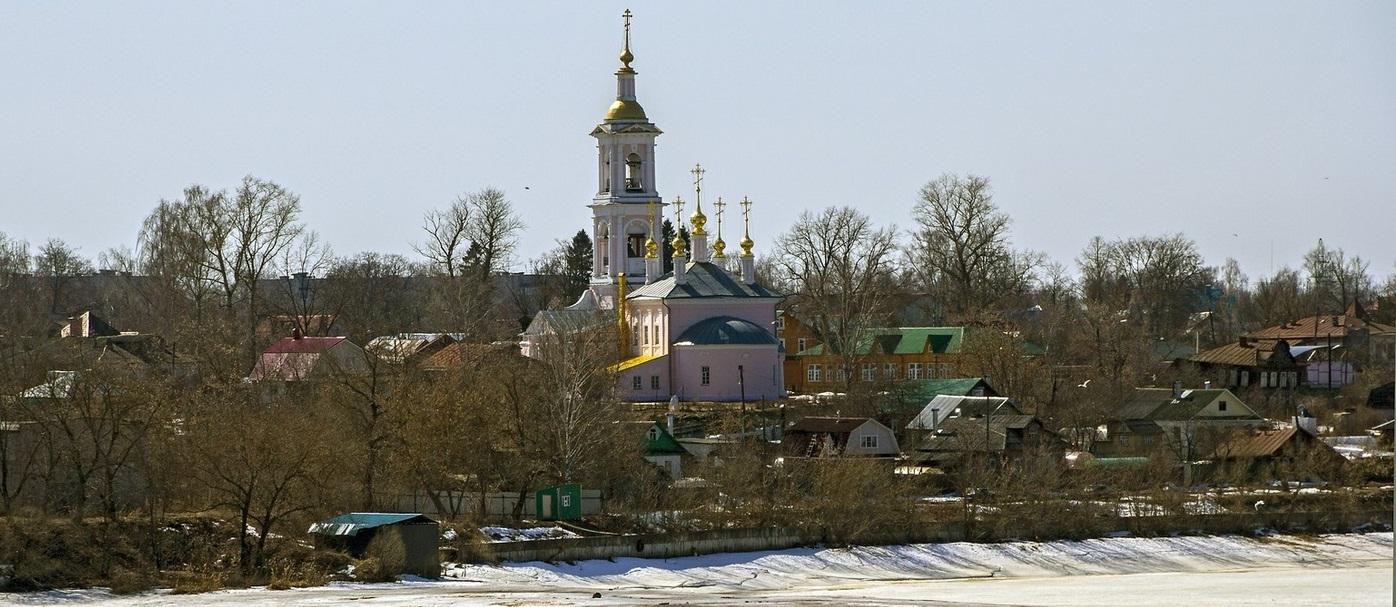 Грузоперевозки из Кимр в Москву