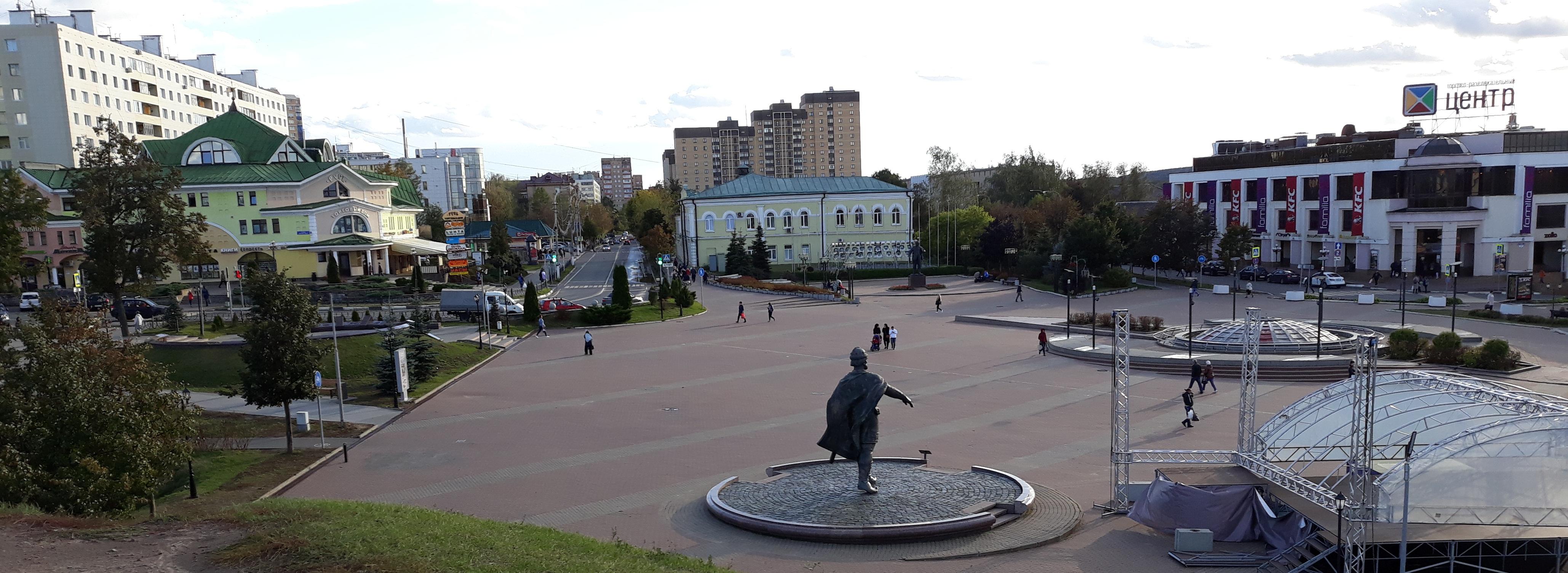 Грузоперевозки из Дмитрова в Москву