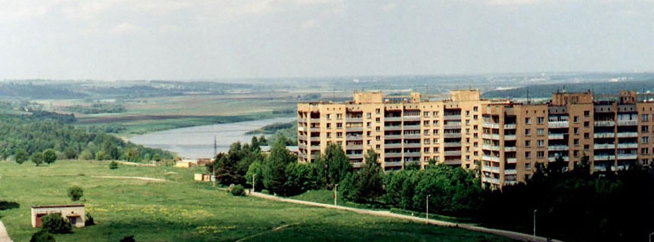 Грузоперевозки из Москвы в Пущино