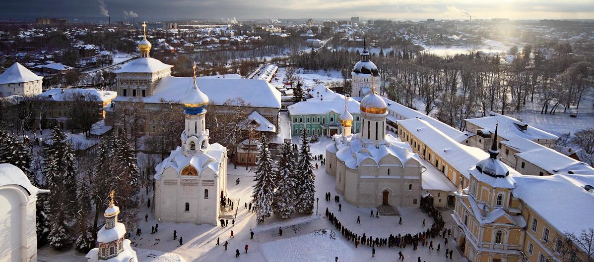 Грузоперевозки из Сергиева Посада в Москву