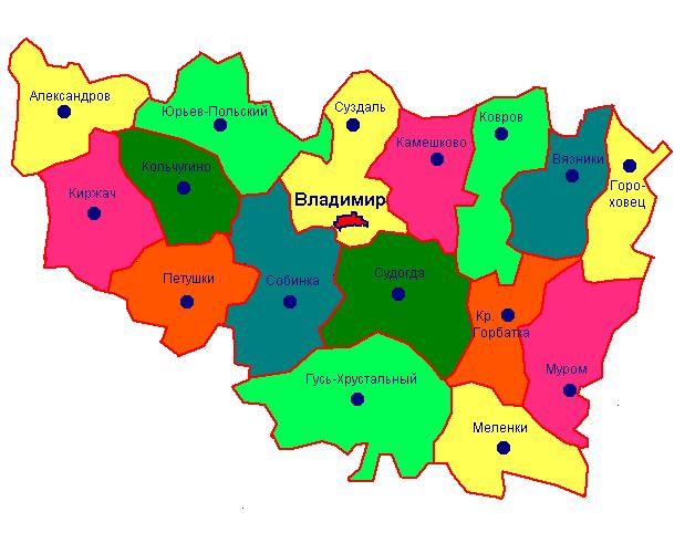 Грузоперевозки Москва Владимирская область
