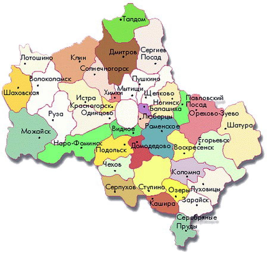 Грузоперевозки в область из Московского