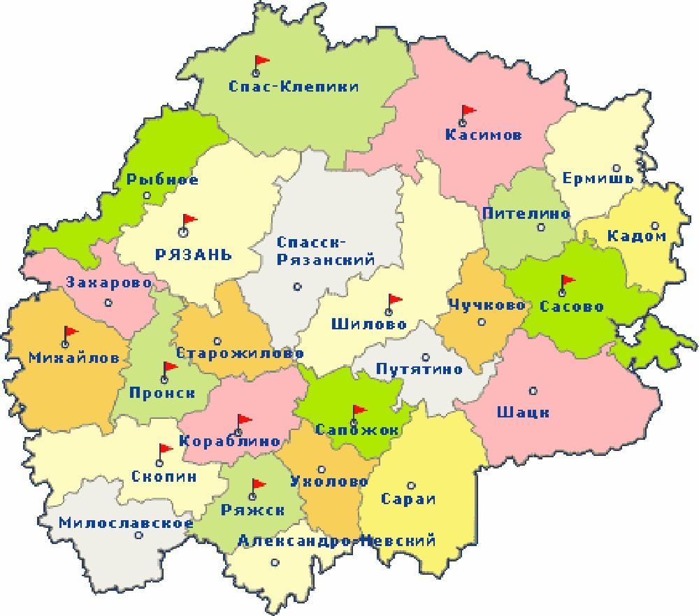 Грузоперевозки Рязанская область