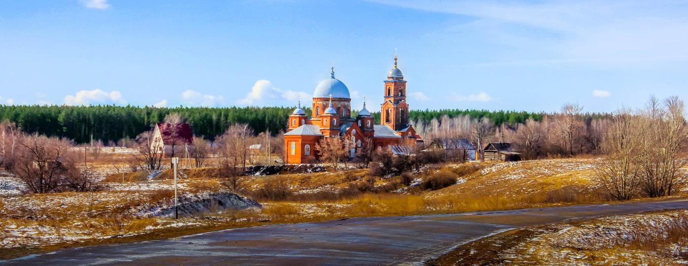Грузоперевозки из Москвы в Мичуринск