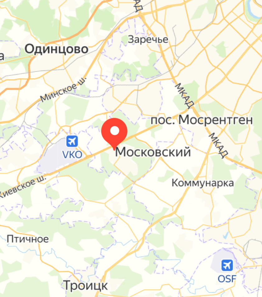 Грузоперевозки Московский