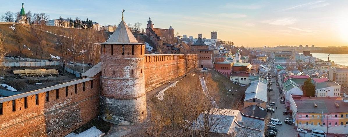 Грузоперевозки из Санкт-Петербурга в Нижний Новгород