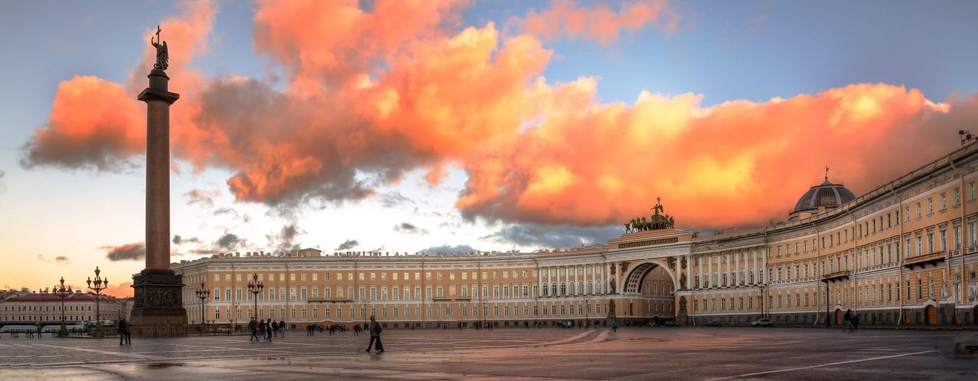 Грузоперевозки из Нижнего Новгорода в Санкт-Петербург